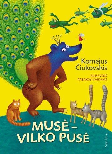 Kornejus Čiukovskis - Alma littera