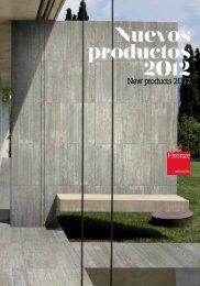Nuevos productos 2O12 - Firenze Tecnoarte