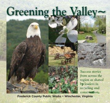 Greening the Valley~