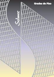 Capa_Catalogo de Grades de Piso