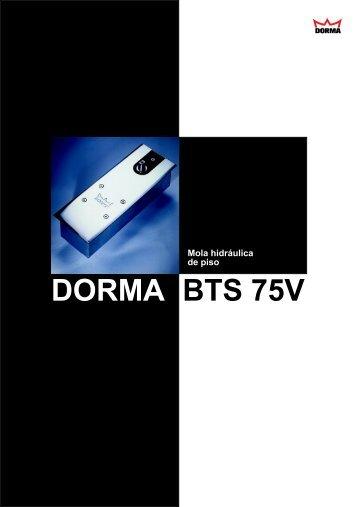 DORMA BTS 75V - Regeyser