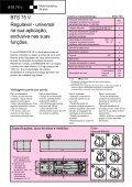 DORMA BTS 75V - Regeyser - Page 2