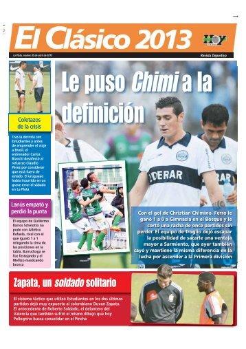 Le puso Chimia la definición - Diario Hoy