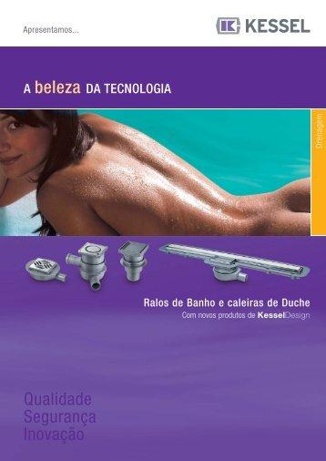 Detalhes técnicos dos produtos - KesselDesign