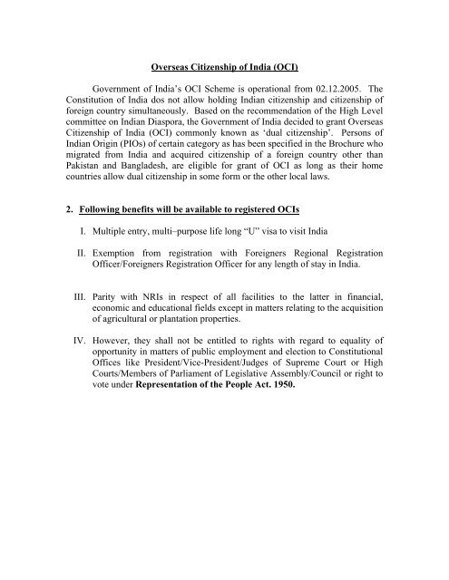 overseas-citizenship-of-india-oci-card-form Oci Application Form From Philippines on card sample, form minor signature, sample for minor part signature,