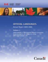 Print RALO Volume 2 Eng.qxd - Publications du gouvernement du ...