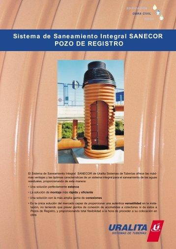 Sistema de Saneamiento Integral SANECOR POZO DE ... - Adequa