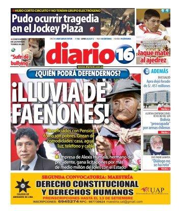 Pudo ocurrir tragedia en el Jockey Plaza 3 - Diario16
