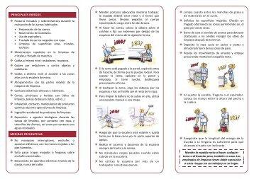 Recomendaciones Básicas de Seguridad y Salud en ... - Fremap