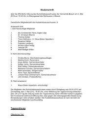 Sitzung vom 03.05.2012 - Amt Büsum