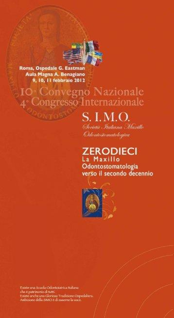 Scarica la brochure - Simo