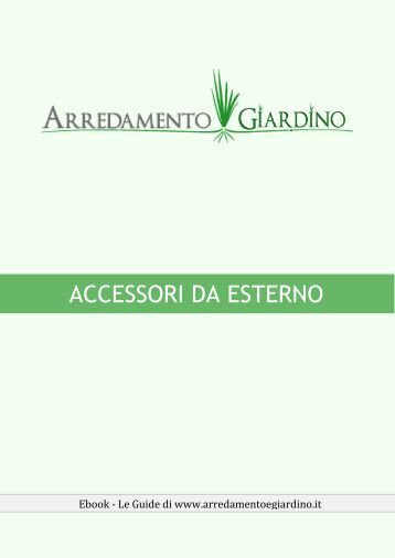 Giardino obi piscine e accessori for Accessori x giardino