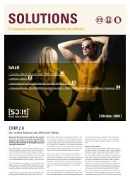 CRm 2.0 - SALT Solutions GmbH