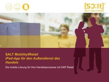 SM4R - SALT Solutions GmbH