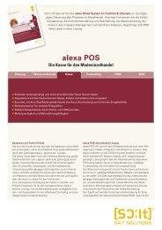 alexa POS - SALT Solutions GmbH