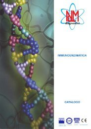 catalogo online - Nuclear Laser Medicine srl