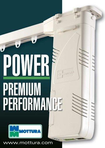 Mottura Premium Performance