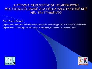 autismo - neuroimaging - ENGIM San Paolo