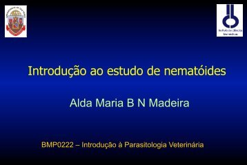 Introdução ao estudo de nematóides