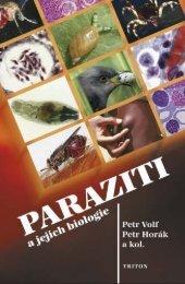 Paraziti a jejich biologie - eReading