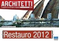 Download MAR-2012_n47-RESTAURO - Architetti nell'Altotevere ...