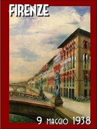 9 MAGGIO - Comune di Firenze