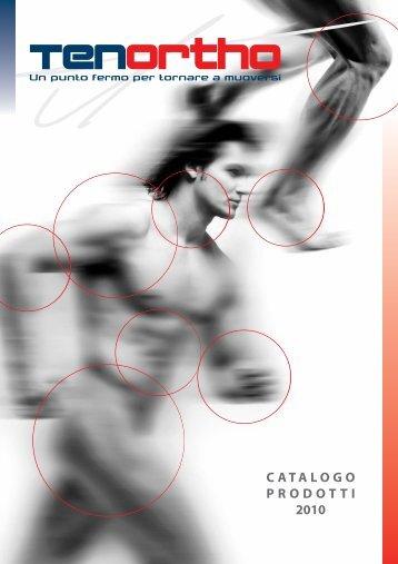 Fond- catalogo prodotti per la stampa:1 - Tenortho Srl