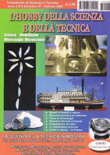 scarica copia omaggio numero 8 - Elettronica Didattica