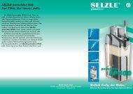 SELZLE powerbloc 400: Der Filter, der immer paßt. - Amtra