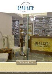 Wellness & Spa - Parkhotel Beau-Site