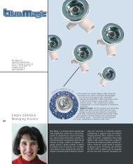 CINZIA COPPOLA Managing Director - Blue Magic S.r.l.