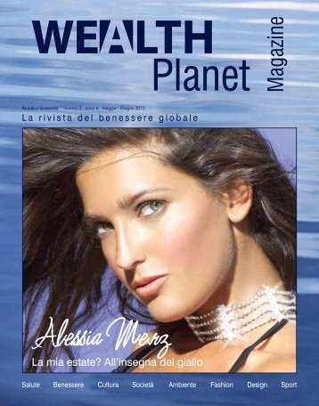 Wealth Planet rivista 3 2012 - Wealthplanet.it