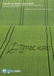 TV 37/2004 - TIMAC Agro Italia