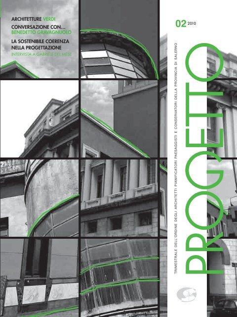 scarica PDF - Ordine degli Architetti di Salerno