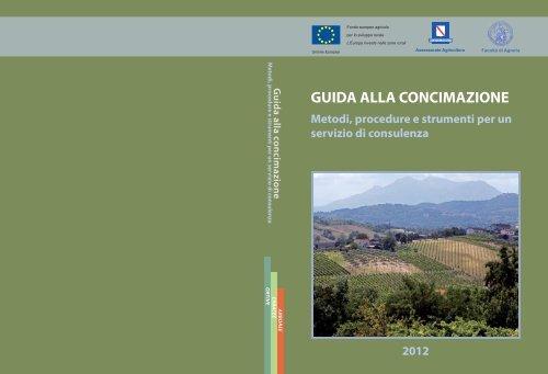 GUIDA ALLA CONCIMAZIONE - Regione Campania