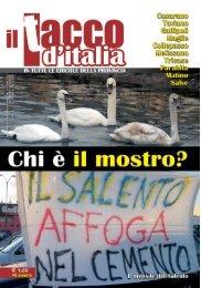attualità - Il tacco d'Italia