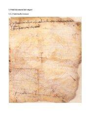 Testi e documenti di storia della lingua italiana.pdf - Dipartimento di ...