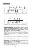 mono amplifier operation & installation - Page 7