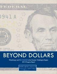 BEYOND DOLLARS