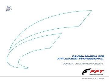 gamma marina per applicazioni professionali. l'onda ... - Iveco Motors