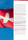 «La Svizzera non deve perciò diventare più europea, bensì l ... - ASNI - Page 5