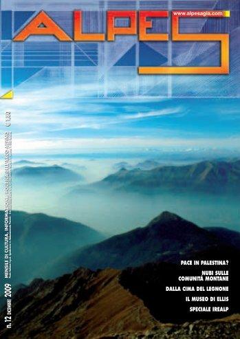 n.12 2009 - Alpesagia
