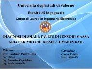 guasti - Università degli Studi di Salerno