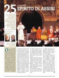 Spirito di aSSiSi - Provincia Patavina dei frati minori conventuali