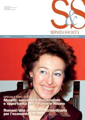 SSSERVIZI&SOCIETÀ - Confservizi Lombardia