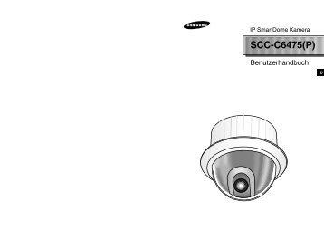 1. SCC-C6475(P) Netzwerk verbinden - Amikom