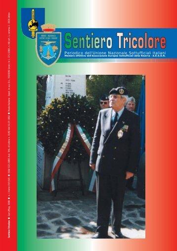 N° 1 Anno XVI (LVI) ~ Gennaio/Maggio 2008 - Unione Nazionale ...