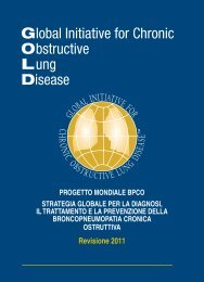 G lobal Initiative for Chronic O bstructive L ung Disease - GOLD