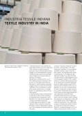 INDUSTRIA TESSILE INDIANA TexTile indusTry in india savio aT ... - Page 2