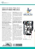INDUSTRIA TESSILE INDIANA TexTile indusTry in india savio aT ... - Page 6